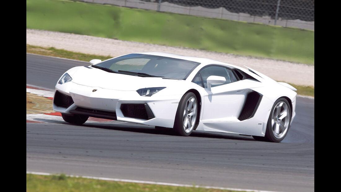 Lamborghini Aventator