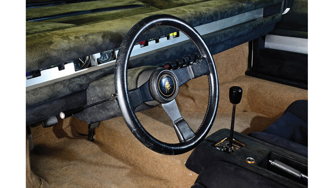 Lamborghini Bravo, 1974