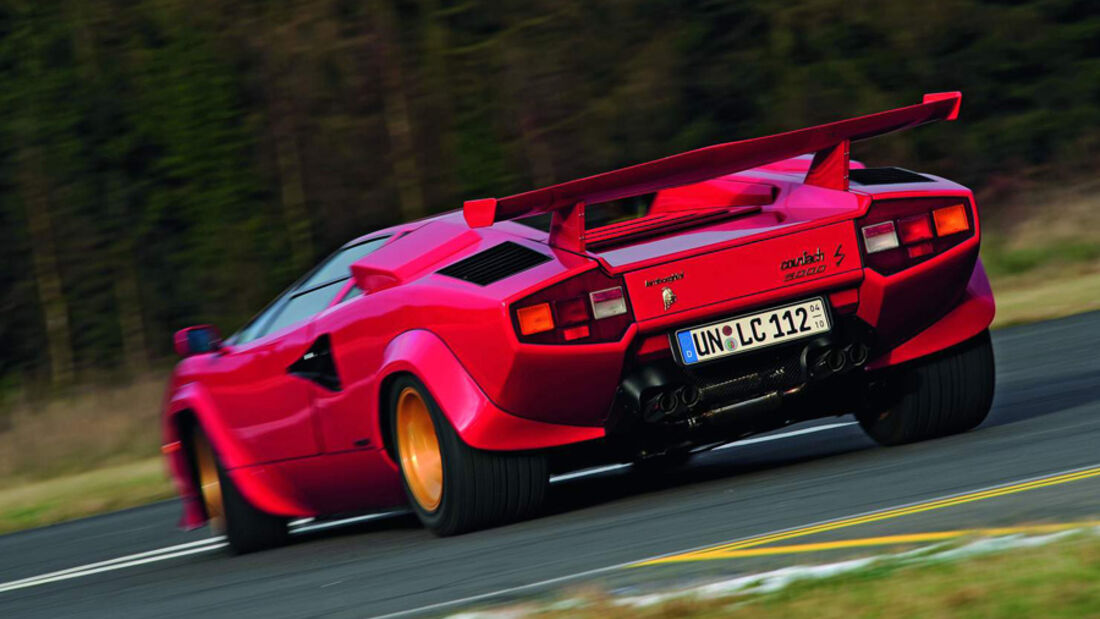 Lamborghini Countach 5000 S (LP 500 S)