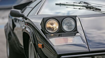 Lamborghini Countach 5000S, Scheinwerfer