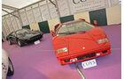 Lamborghini Countach Ferrari 308, Auto der Coys-Auktion auf dem AvD Oldtimer Grand-Prix 2010