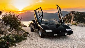 Lamborghini Countach LP 400 Periscopio (1975)