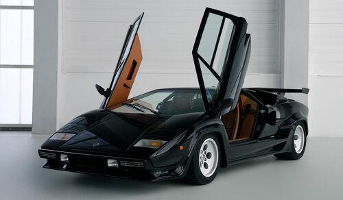 Lamborghini Countach LP 400 S (1979)