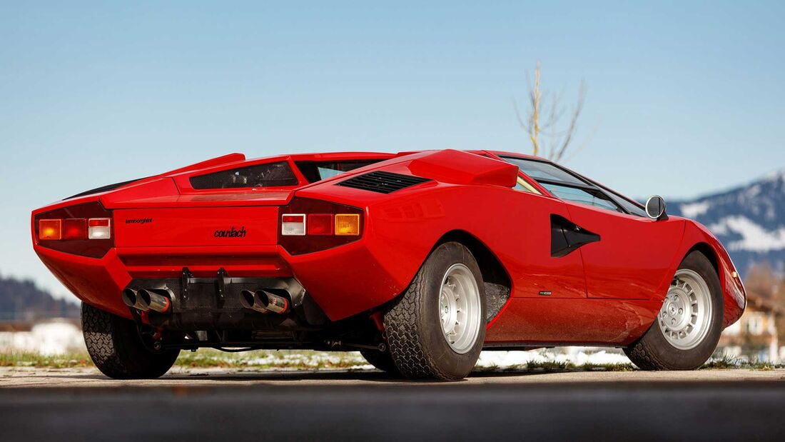 Lamborghini Countach LP400 (1977)