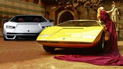 Lamborghini Countach LP500 Prototyp Revival Neuauflage Spekulation 2021
