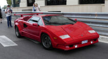 Lamborghini Countach - Luxusautos - Formel 1 - GP Monaco - 21. Mai 2021