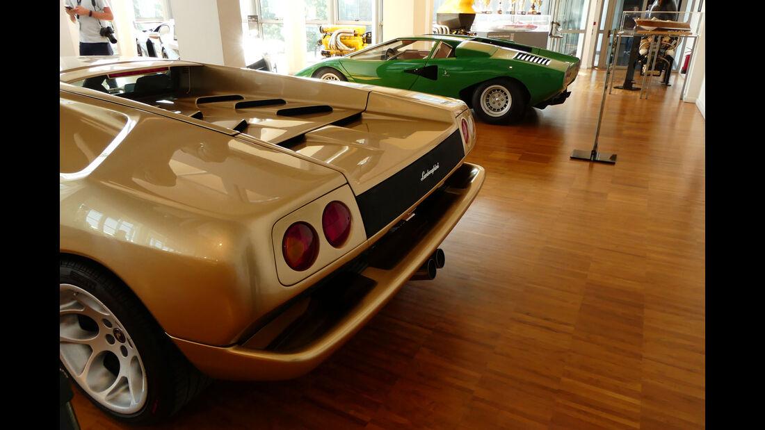 Lamborghini Diablo 6.0 SE - Lamborghini Museum - Sant'Agata Bolognese