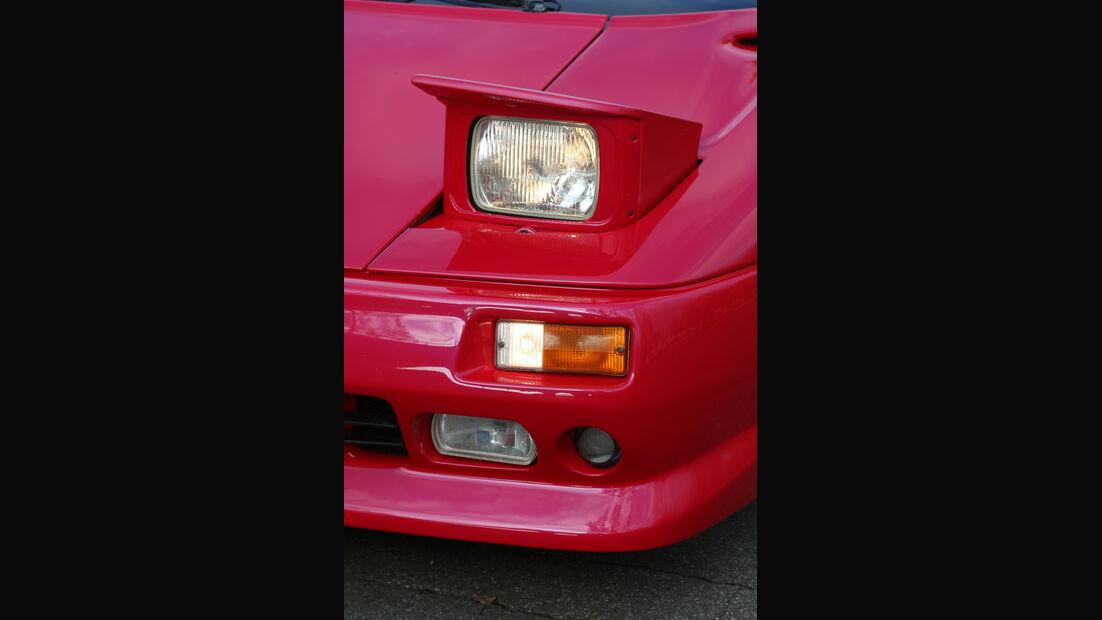 Lamborghini Diablo, Frontscheinwerfer