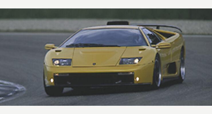 Lamborghini Diablo GT im Supertest