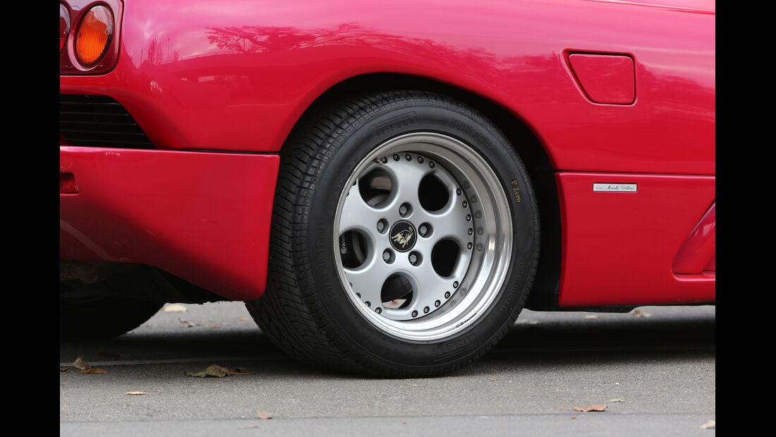 Lamborghini Diablo, Rad, Felge