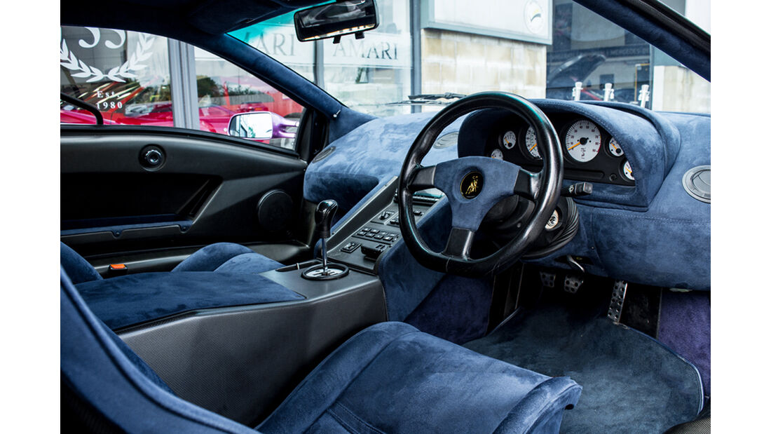 Lamborghini Diablo SE30 Jamiroquai Verkauf
