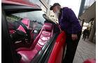 Lamborghini Diablo VT Roadster, Fahrersitz