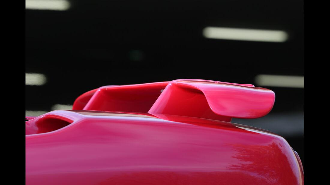 Lamborghini Diablo VT Roadster, Heckflügel, Heckspoiler