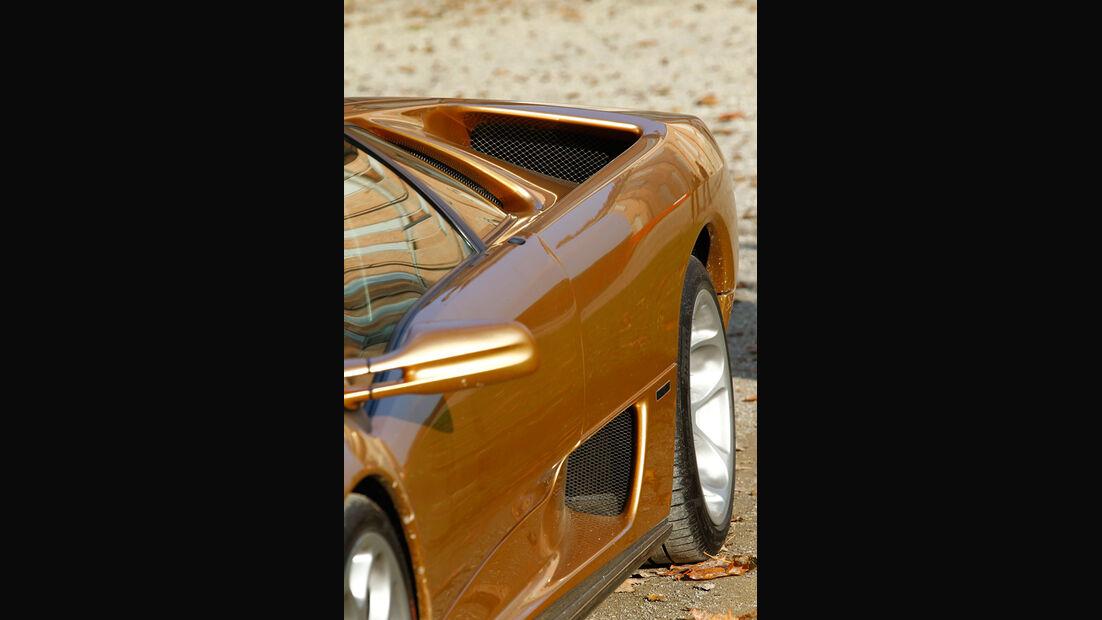 Lamborghini Diabolo 6.0 S.E., Seite, Seitenlinie