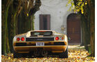 Lamborghini Diabolo 6.0 S.E., Seitenansicht, Park, Rückleuchte