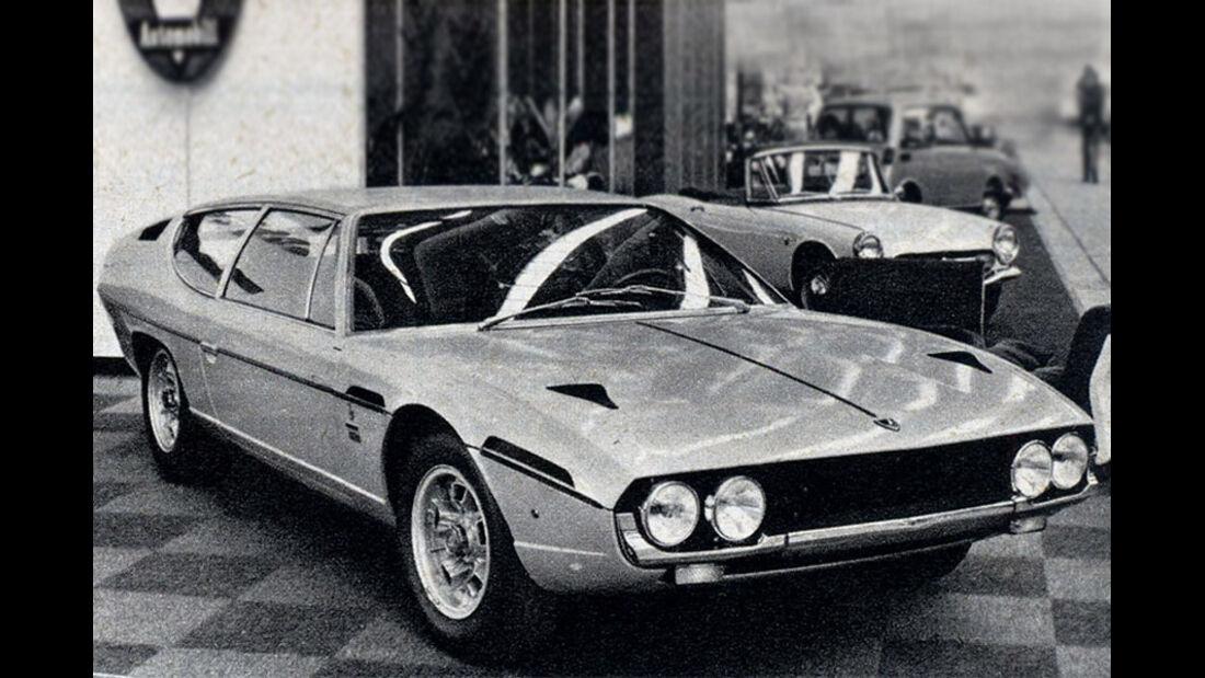 Lamborghini, Espada, IAA 1969