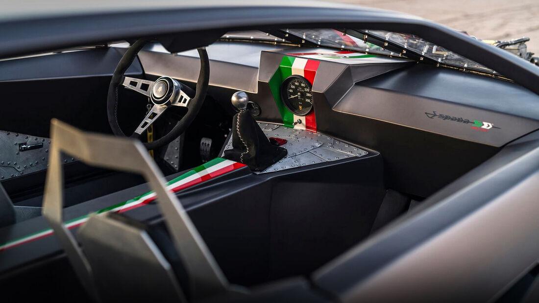 Lamborghini Espada Rat Rod Auktion