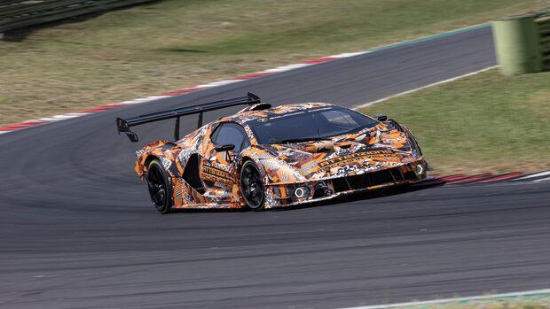 Lamborghini Essenza SCV12, Exterieur