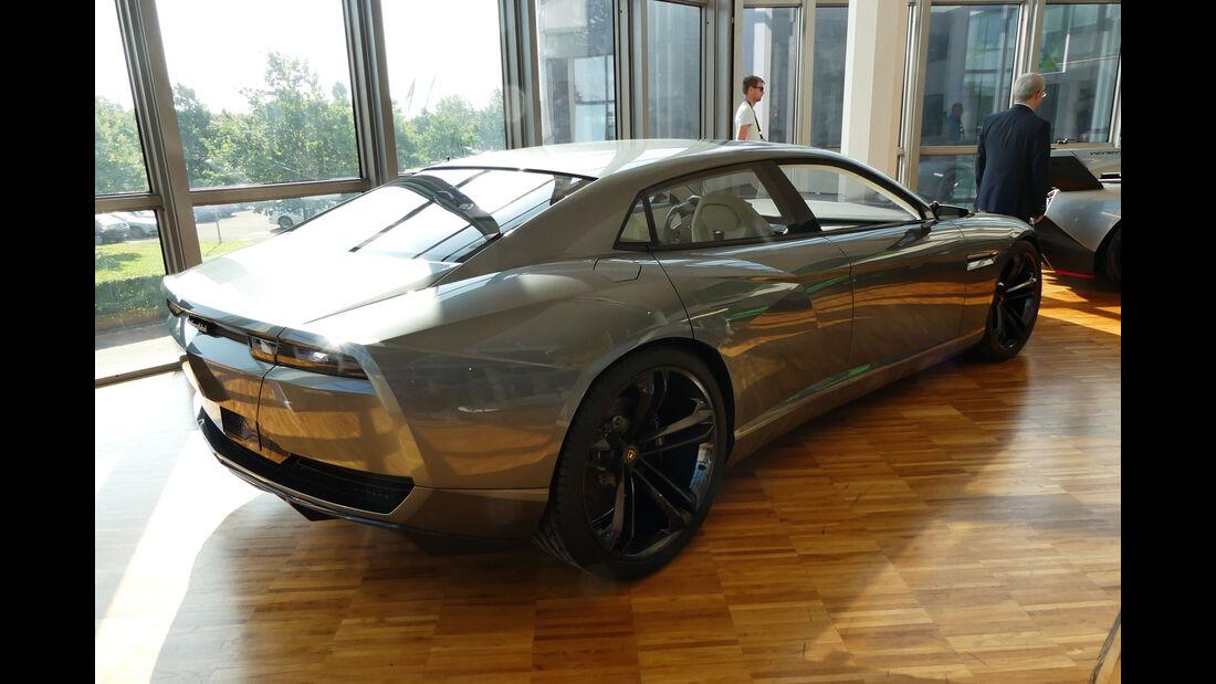 Lamborghini Estoque - Lamborghini Museum - Sant'Agata Bolognese