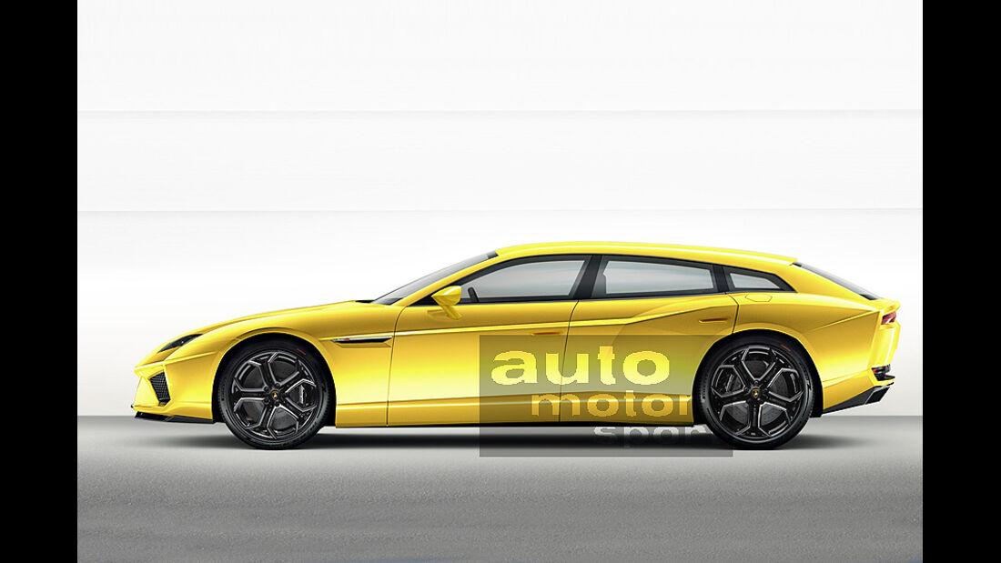Lamborghini Estoque Shootingbrake