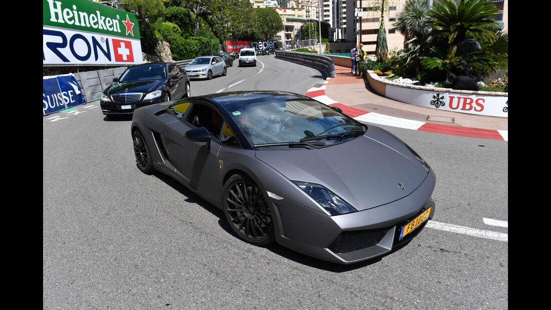 Lamborghini - GP Monaco - Formel 1 - Mittwoch - 23.5.2018