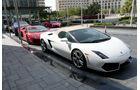Lamborghini Gallardo - Carspotting - GP Abu Dhabi 2016