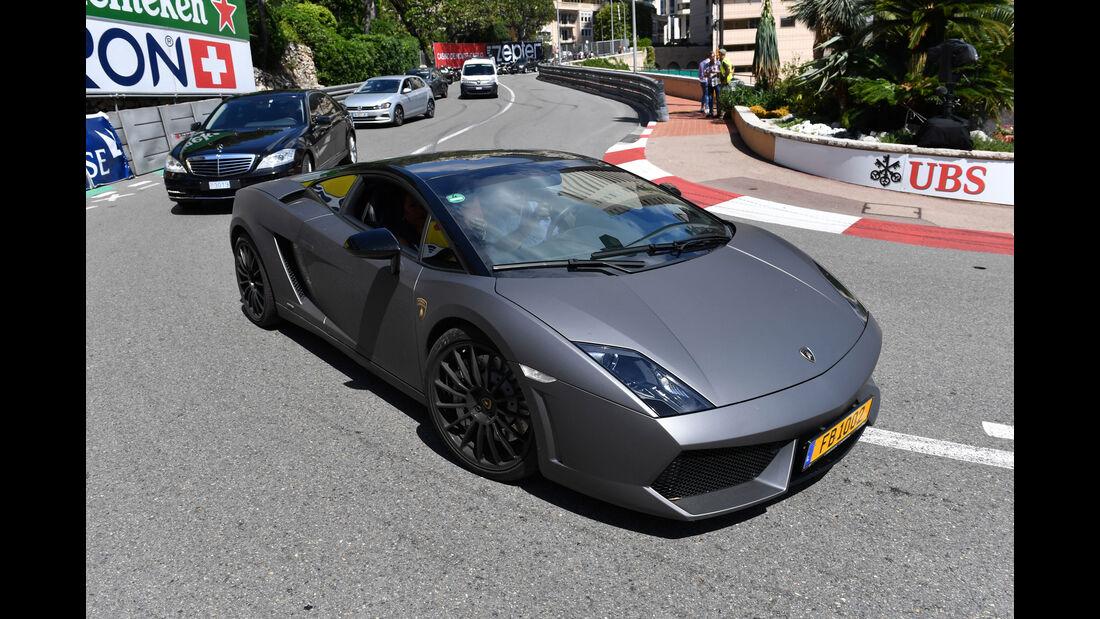 Lamborghini Gallardo - Carspotting - GP Monaco 2018
