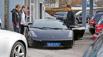 Lamborghini Gallardo Coupé, Frontansicht, Verkäufer