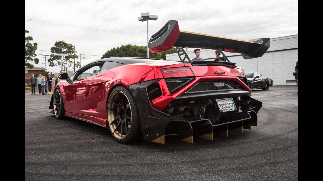 Lamborghini Gallardo - Folientrends / Spezial-Lackierung - 2017