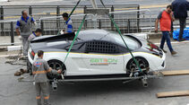 Lamborghini Gallardo - GP Brasilien - Interlagos - Formel 1 - Mittwoch - 7.11.2018