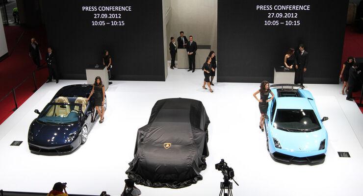 Lamborghini Gallardo, Girls, Atmosphäre