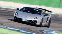 Lamborghini Gallardo LP 570-4 Squadra Corse, Frontansicht