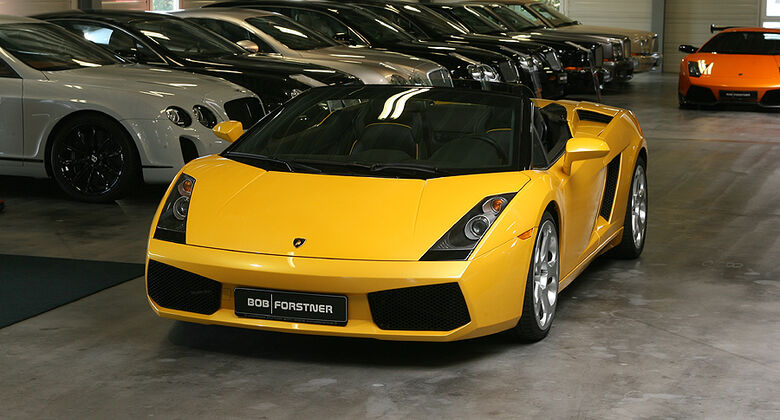 lamborghini gallardo ratgeber auto motor und sport. Black Bedroom Furniture Sets. Home Design Ideas