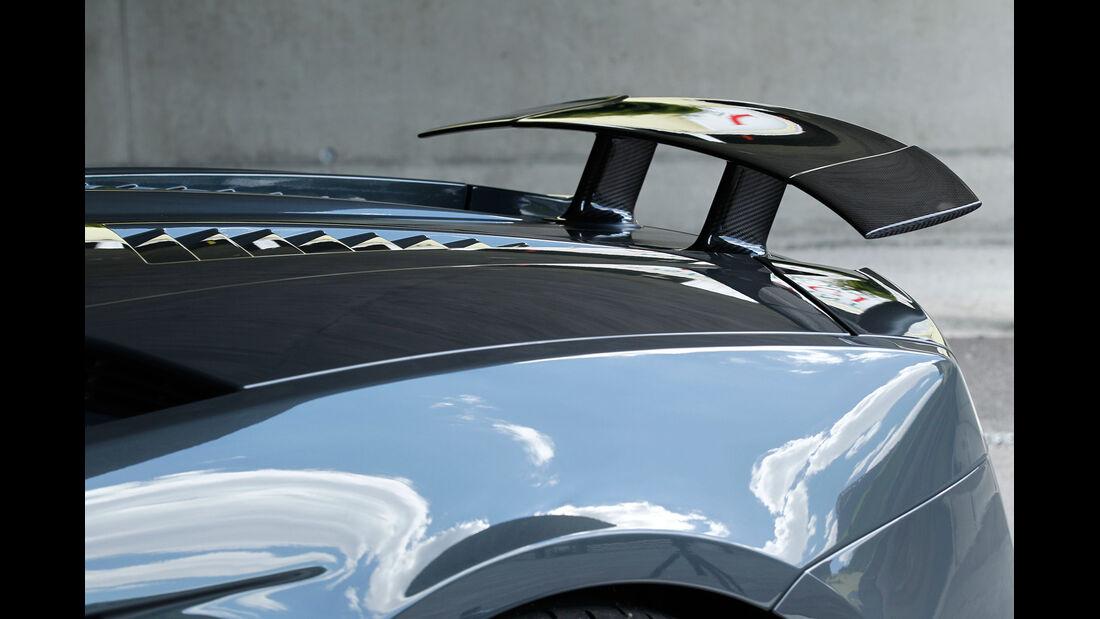 Lamborghini Gallardo Spyder Performante, Heckspoiler