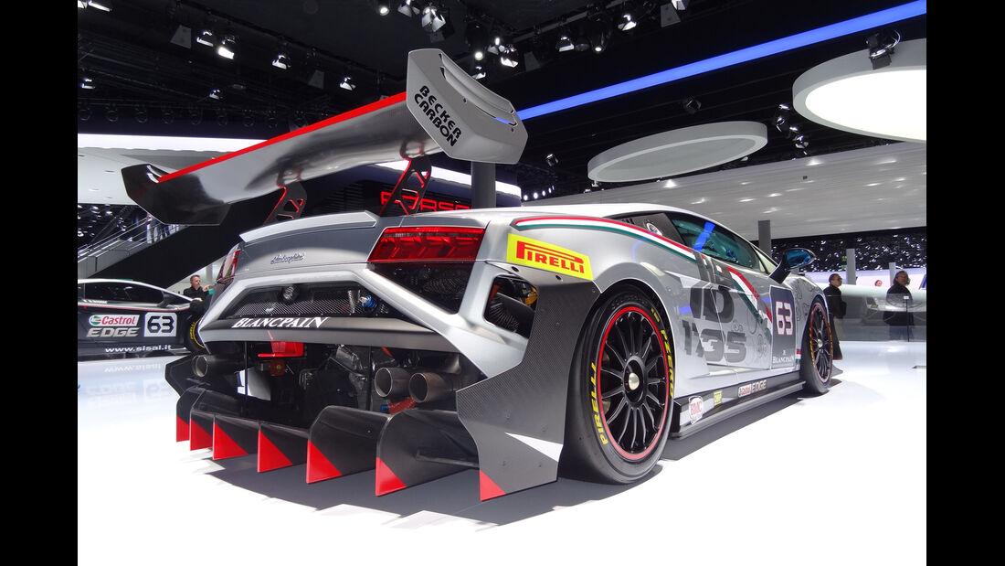 Lamborghini Gallardo Super Trofeo - IAA 2013