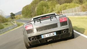 Lamborghini Gallardo Superleggera 05