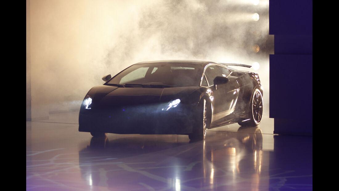 Lamborghini Gallardo, VW Konzernabend, Autosalon Paris 2012
