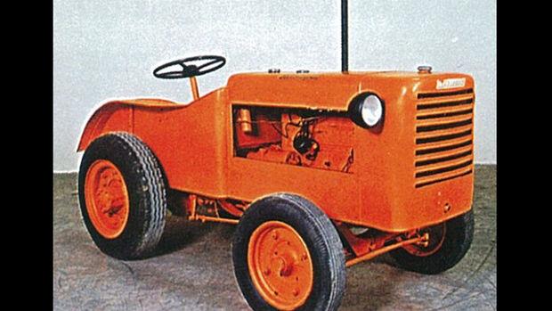 Lamborghini-Historie, Traktoren, 04/2016