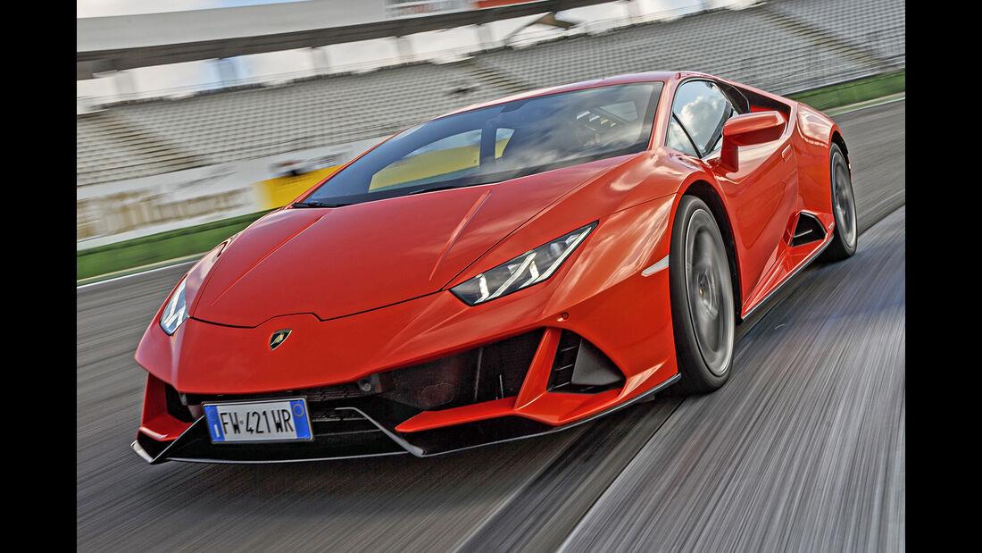 Lamborghini Huracán Evo, Best Cars 2020, Kategorie G Sportwagen
