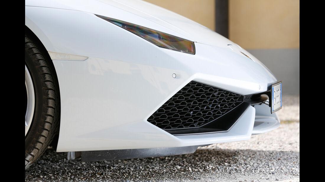 Lamborghini Huracán, Front, Schnauze