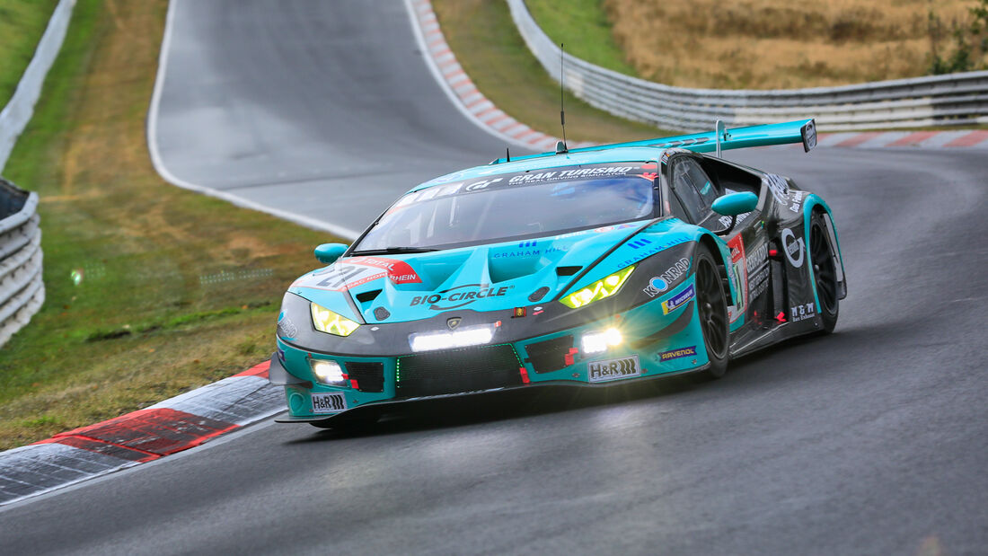 Lamborghini Huracán GT3 Evo - Konrad Motorsport GmbH - Startnummer #21 - Klasse: SP9 - 24h-Rennen - Nürburgring - Nordschleife - 24. bis 27. September 2020