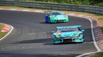 Lamborghini Huracán GT3 Evo - Konrad Motorsport - Startnummer #21 - 24h-Rennen - Nürburgring - Nordschleife - Donnerstag - 24. September 2020