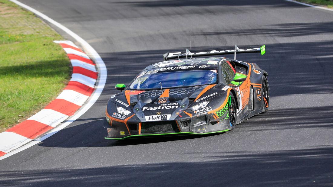 Lamborghini Huracán GT3 Evo - Startnummer #37 -  FFF RACING GROUP GMBH - SP9 Pro - NLS 2020 - Langstreckenmeisterschaft - Nürburgring - Nordschleife