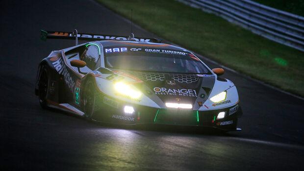 Lamborghini Huracán GT3 Evo - Startnummer 63 - 24h Rennen Nürburgring - Nürburgring-Nordschleife - 3. Juni 2021