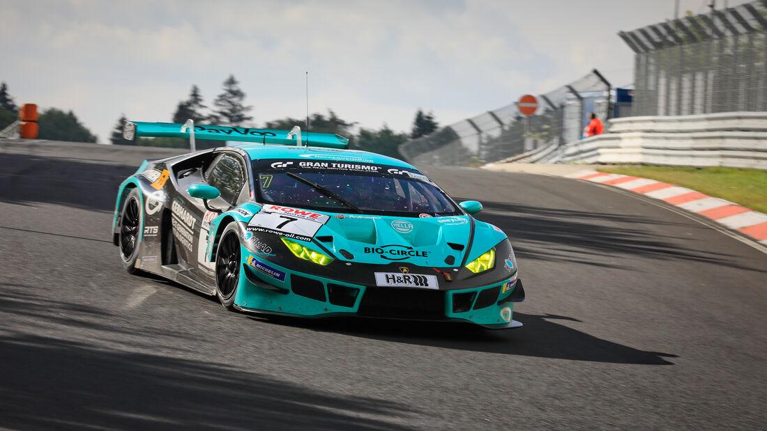 Lamborghini Huracán GT3 Evo - Startnummer #7 - Konrad Motorsport GmbH - SP9 Pro - NLS 2020 - Langstreckenmeisterschaft - Nürburgring - Nordschleife
