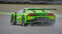 Lamborghini Huracán GT3, Heckansicht