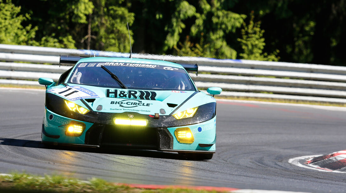 Lamborghini Huracán GT3 - Startnummer #11 - 2. Qualifying - 24h-Rennen Nürburgring 2017 - Nordschleife