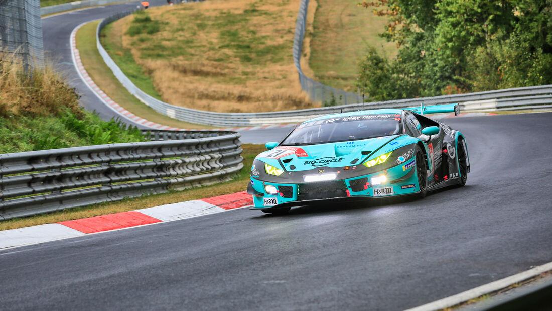 Lamborghini Huracán - Konrad Motorsport - Startnummer 21 - 24h Rennen Nürburgring - Nürburgring-Nordschleife - 25. September 2020