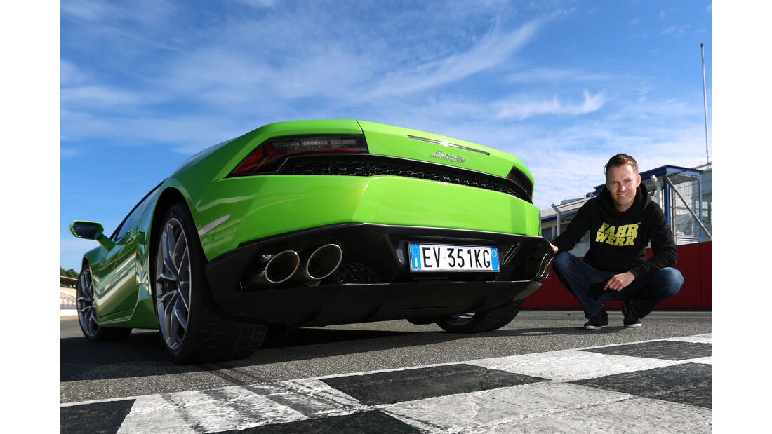 Lamborghini Huracán LP 610-4, Christian Gebhardt