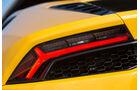Lamborghini Huracán LP 610-4, Heckleuchte